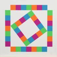 KONKRETE KUNST - Max Ackermann, Max Bill, Reinhard Bojak, Walter Dexel, Alma da Silva Mavignier, Pet