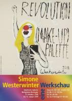 Revolution (Make-up) Palette. Simone Westerwinter - eine Werkschau