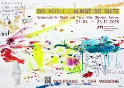 ISO 9613-1 | KLINGT SO SUITE | Ausstellung | Malerei