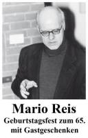 Mario Reis: Blindzeichnungen