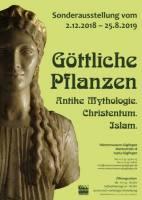 """Göttliche Pflanzen: Antike Mythologie. Christentum. Islam."""