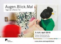 Alanus Hochschule - Augen.Blick.Mal 2019