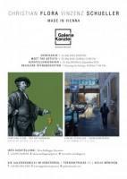 Opening: Christian Flora & Vinzenz Schueller | Made in Vienna
