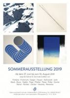Ausstellung Sommerausstellung 2019