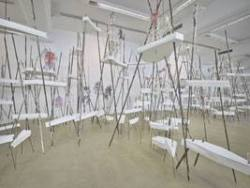 Ausstellungsrundgang mit Nadja Schöllhammer und Veronika Witte