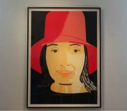 Alex Katz Dancer and Red Dancer