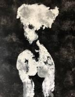 Ausstellung disappearing housewives / Körperkunst