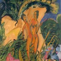 Die Künstler der Brücke - Kabinettausstellung zum Expressionismus
