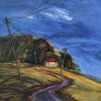 """Ausstellungsrundgang mit André Uhlig """"Zwischen den Welten"""""""