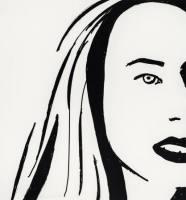 Präsentation des neuen Alex Katz Beauty Portfolio  mit Werken von Ulla, Vivian, Dancer und anderen. - Ausstellung Nuernberg