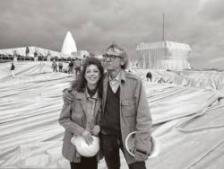 Christo and Jeanne-Claude - Ausstellung Berlin