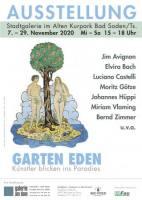 Ausstellung Garten Eden - Künstler blicken ins Paradies
