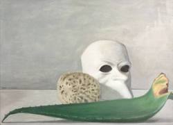 Ausstellung Stillleben - Peter Herrmann, Ralf Kerbach, Heidrun Rueda, Volker Stelzmann
