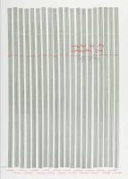 Joseph Beuys Countdown 2000 Druckgrafik