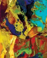 Grafik Gerhard Richter Bagdad I ...