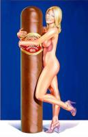 Mel Ramos Hav-a-Havana # 11