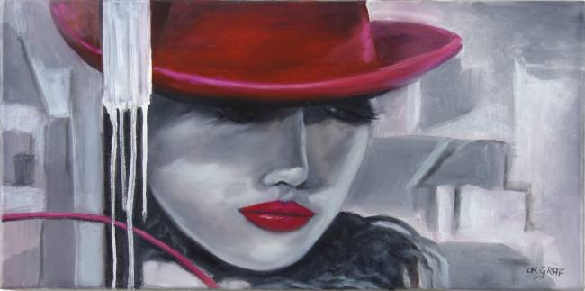 Christine Graf The red Hat