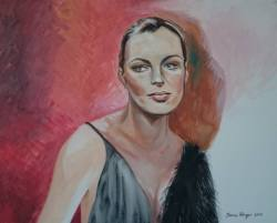 Gemälde Jasna Herger Romy ...