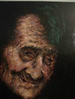 Gemälde Ivan Gejko Alte Steine ...