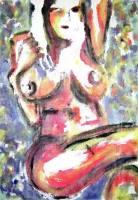 Udo von Gelden ArtGirl Nr. 231 Malerei