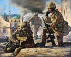 Erich Graf Iraqi Freedom