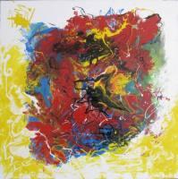 Gemälde Christine Graf Love Love Love ...