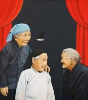 Gemälde Se XIAO Lossagung von Klassizismu ...