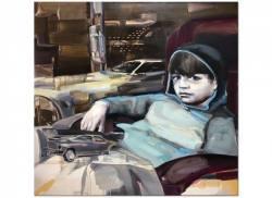 """Gemälde Peggy Berger Ölgemälde """"ADRIAN"""" ..."""