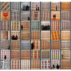 iMoMA - verbotene Schnappschüsse von MoMA-Besuchern