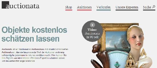 Startup Auctionata » den Kunstmarkt mit Online Live Auktionen erobern