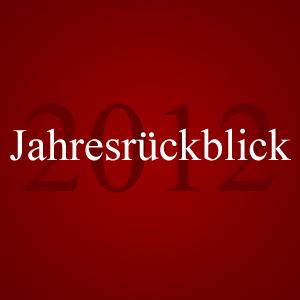 Kunst Jahresrückblick - Teil-1 der Höhepunkte des Jahres 2012