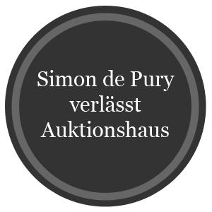 Auktionshaus Phillips de Pury und Simon de Pury trennen sich
