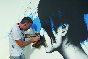 STROKE München - Messe für Urban Art flutet die Praterinsel