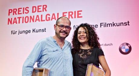 Mariana Castillo Deball gewinnt den Preis der Nationalgalerie