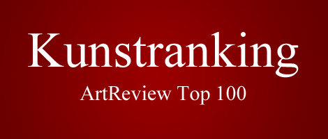 Kunstmarkt & Einfluss - ArtReview Power List 2013 Top-100