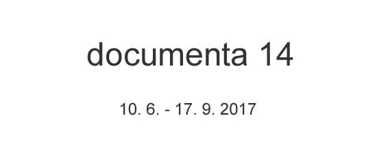 documenta 14 soll in Athen und Kassel stattfinden