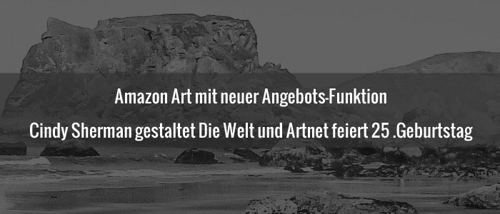 Amazon Art Angebot, Sherman