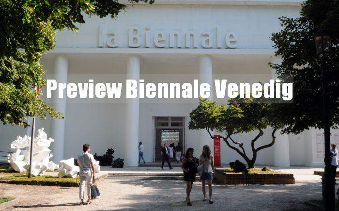 Preview Biennale Venedig - 10+ Eindrücke von Instagram und Co.