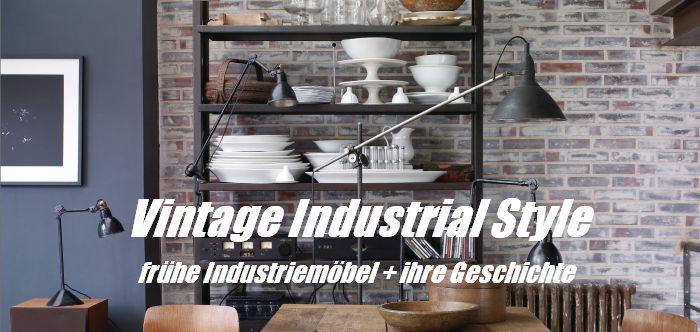 Industriemöbel industrial style die besten industriemöbel aus den jahren 1900 bis