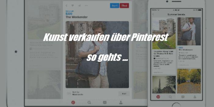 Warum K�nstler + Galerien sp�testens jetzt Pinterest nutzen sollten