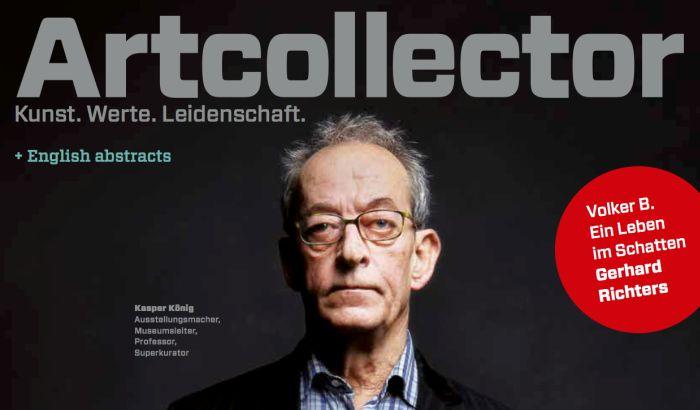 Artcollector - neues/altes Kunstmagazin für Sammler & Kunstsüchtige