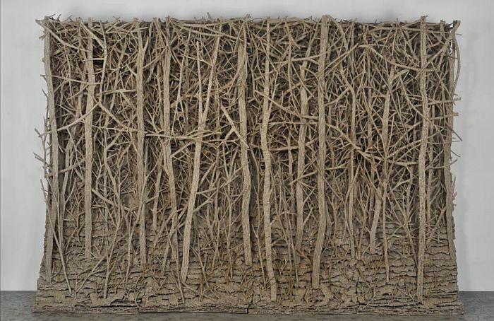 Eva Jospin - was diese Künstlerin aus Pappe macht ist einfach unglaublich