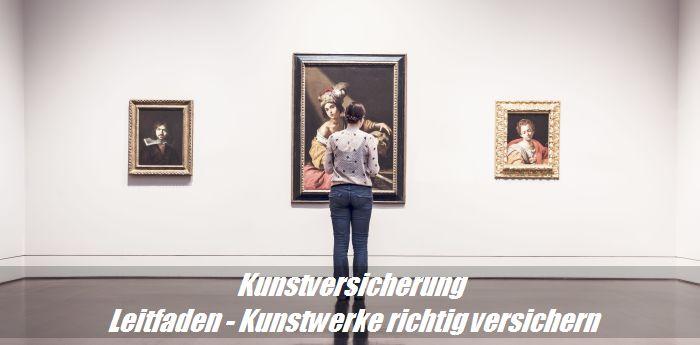 Kunstversicherung - so werden Kunstwerke richtig versichert