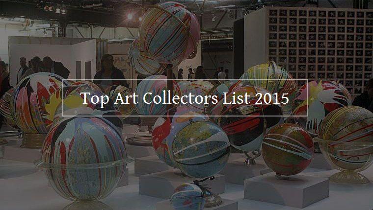 Die 12 Top-Kunstsammler aus Deutschland - Art Collector Ranking