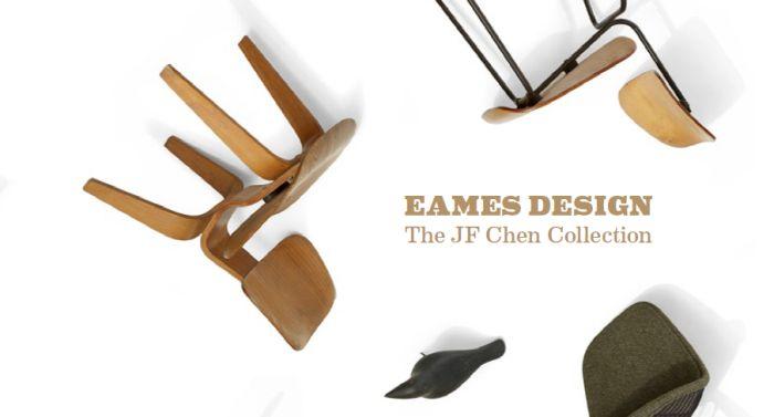 Eames Design - 300 Arbeiten der JF Chen Collection werden versteigert