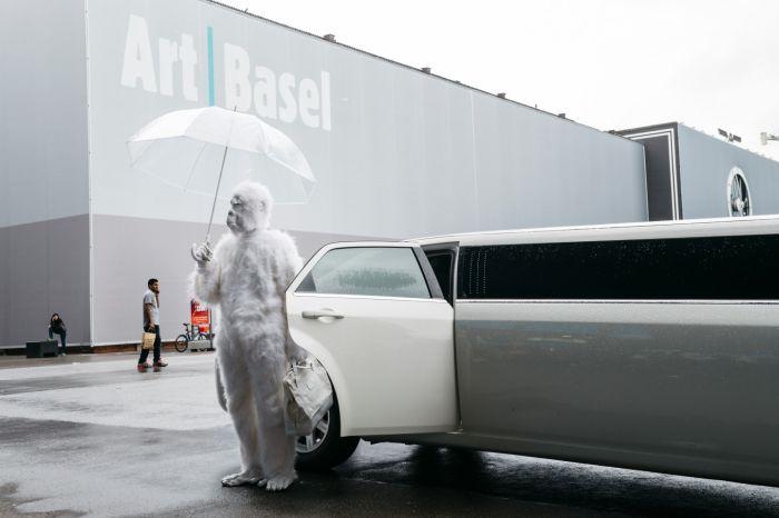 Art Basel - Milliarden Messe als Test für den Kunstmarkt