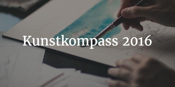 Kunstkompass 2016 - ist Gerhard Richter wirklich der wichtigste Künstler