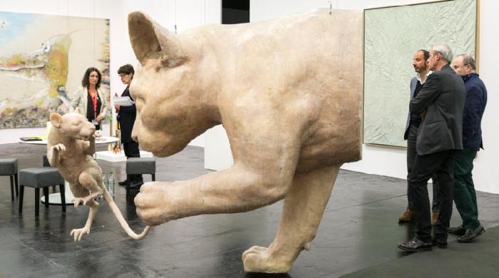 Art Cologne 2017 - diese Themen beherrschen die Kunstmesse in Köln