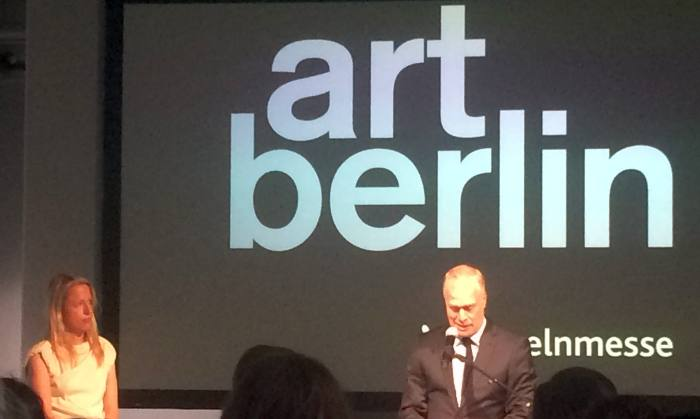 Art Berlin Fair - kann Berlin Kunstmesse?
