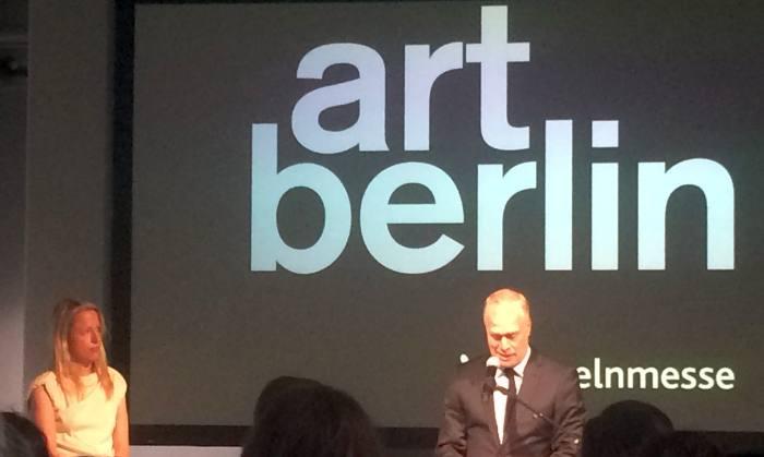 Art Berlin Fair - kann Berlin Kunstmesse?